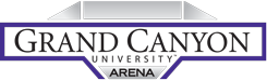 Grand Canyon University logo in footer